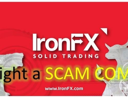 国际品牌IRONFX, 假MT4软件远程操控外汇输赢
