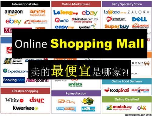 你知道马来西亚网购卖的最便宜是哪家吗?