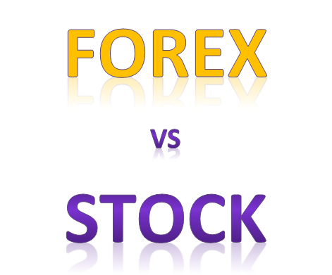 Stock investment vs forex